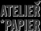 Atelier Papier webshop
