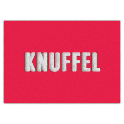 knuffel wenskaart